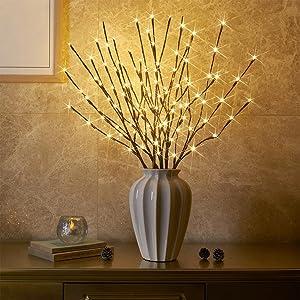 twig branch lights