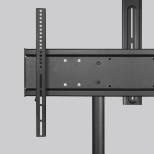 Strong Wide Steel Frame and Universal VESA Mount