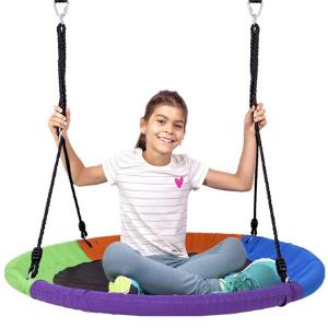 tree swing, giant swing, 40'' saucer swing