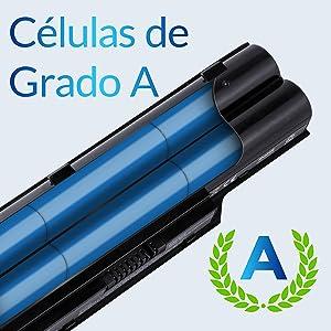 NinjaBatt Batería para HP OA04 OA03 746641-001 740715-001 HSTNN-LB5Y TPN-C113 HSTNN-LB5S HSTNN-PB5Y F3B94AA 240 G2 250 G3 TPN-F113 TPN-F115 - Alto ...