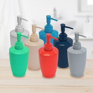 Kaleidoscope Bathroom accessories color range