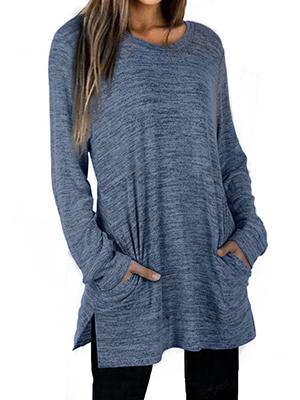 Camicia lunga da donna