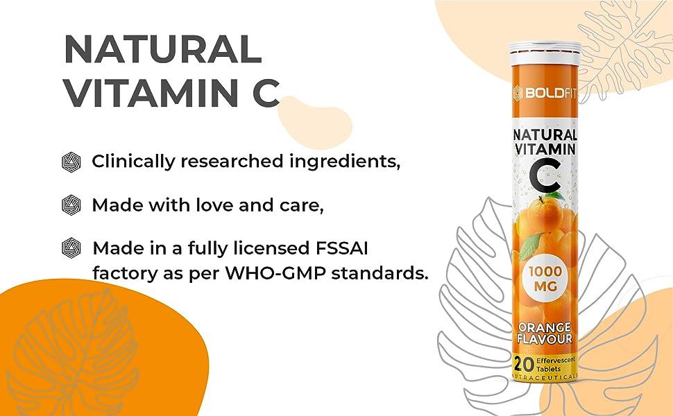 Vitamin Tablet