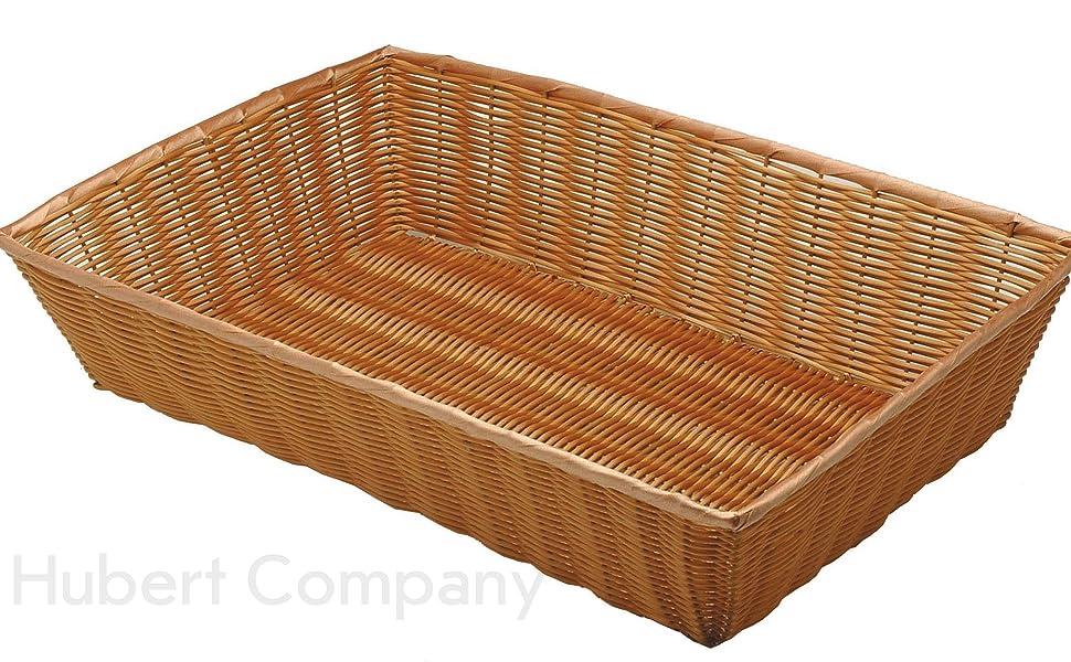 washable wicker baskets synthetic wicker baskets display baskets produce baskets bakery baskets