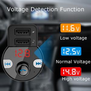 car voltage  monitor