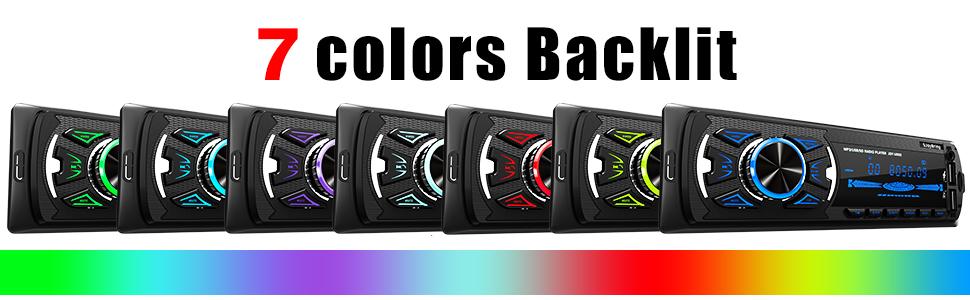 7 cloros backlit