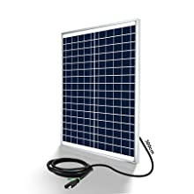 12v 25w solar panel