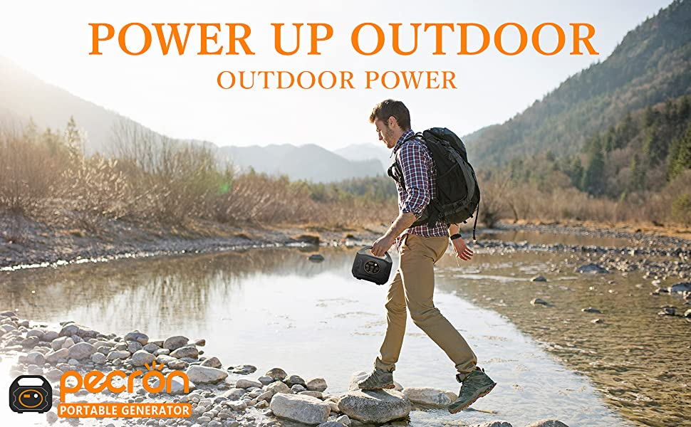 200W portable power station