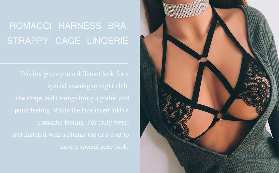 Romacci lingerie bra