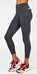 power workout leggings women yoga pilates barre run performance stretchy comfort all day