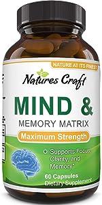 neuro brain booster memory brain focus youthful brain supplement brain vitamins memory focus pill