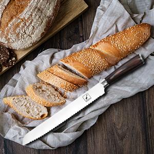 bread knife for homemade bread