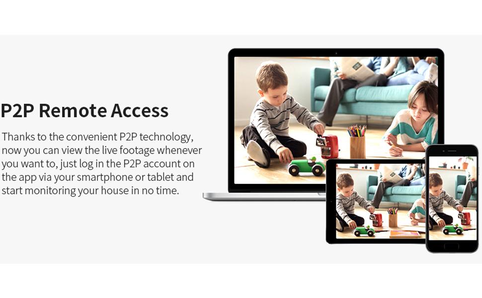 P2P Remote Access