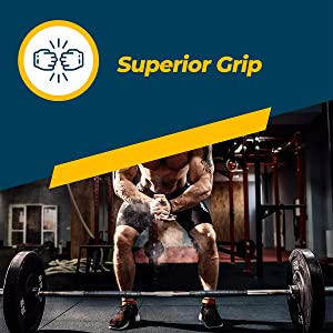 The Fusion tape has superior grip on sports and fitness equipment like weight bars.
