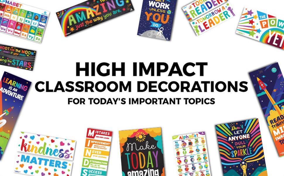 classroom decorations header