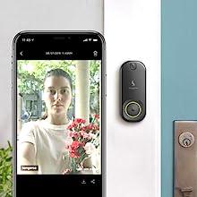 Photo App Doorbell Camera Front Door