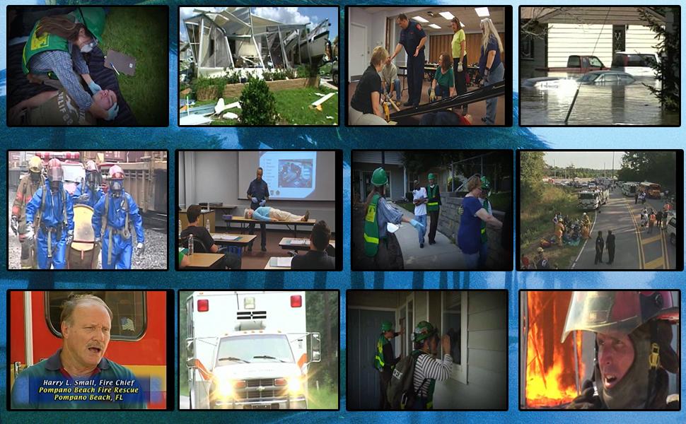 CERT Basic and Medical Training Videos—Community Emergency Response Team