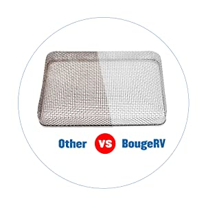 BougeRV Vent Screen