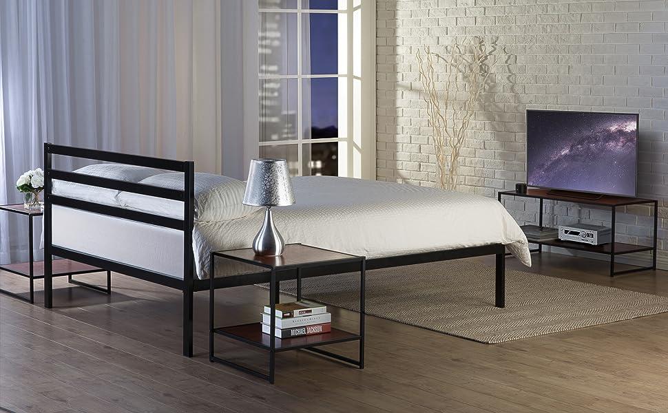 Zinus Modern Studio Bedroom