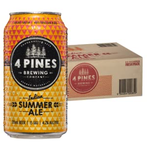 Indian Summer Ale