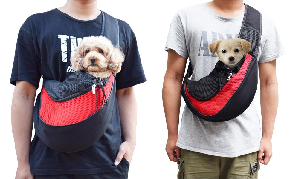 Corepine Pet Dog Sling Carrier