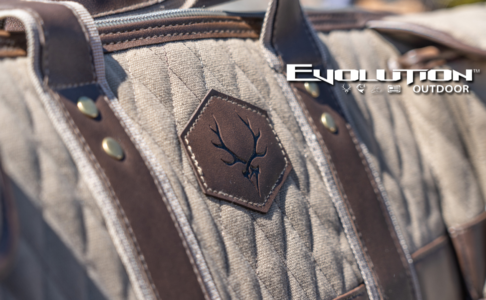 Evolution Outdoor President Series Quilted Gun Cases for Rifles Shotguns amp; Pistol for Hunting Season