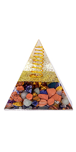 Energy Stone Generator Orgone Pyramid