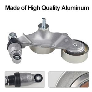 Made of High Quality Aluminum