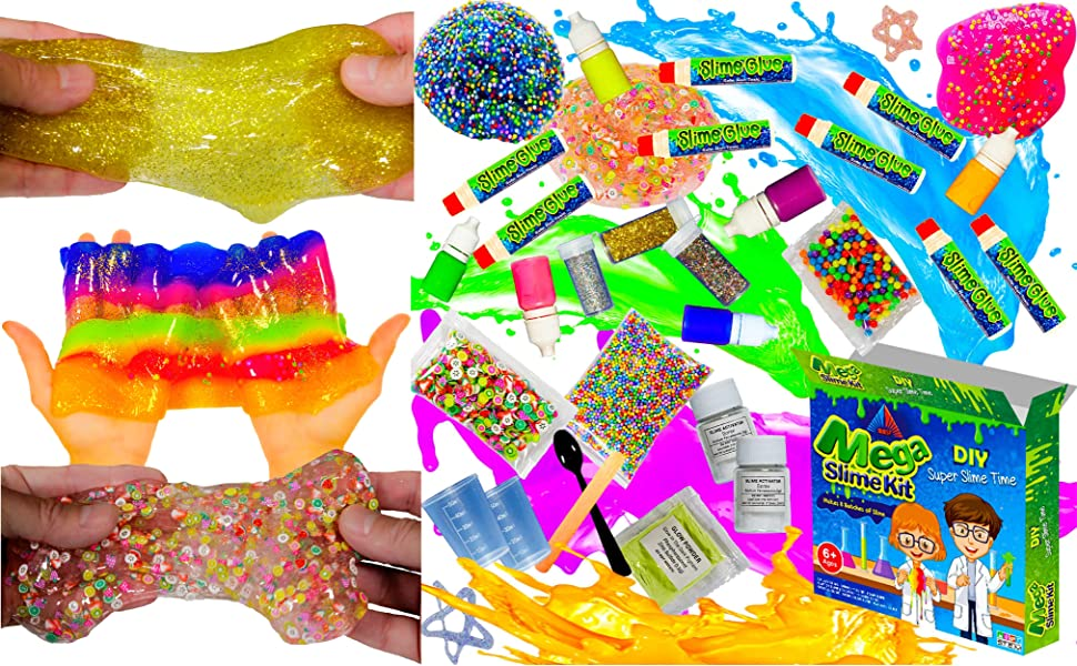 Slime Kit and example slime