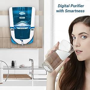 Digital Purifier with Smartness