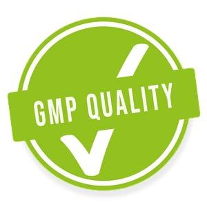 Peak Supps GMP Quality