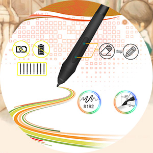 deco 01 drawing tablets