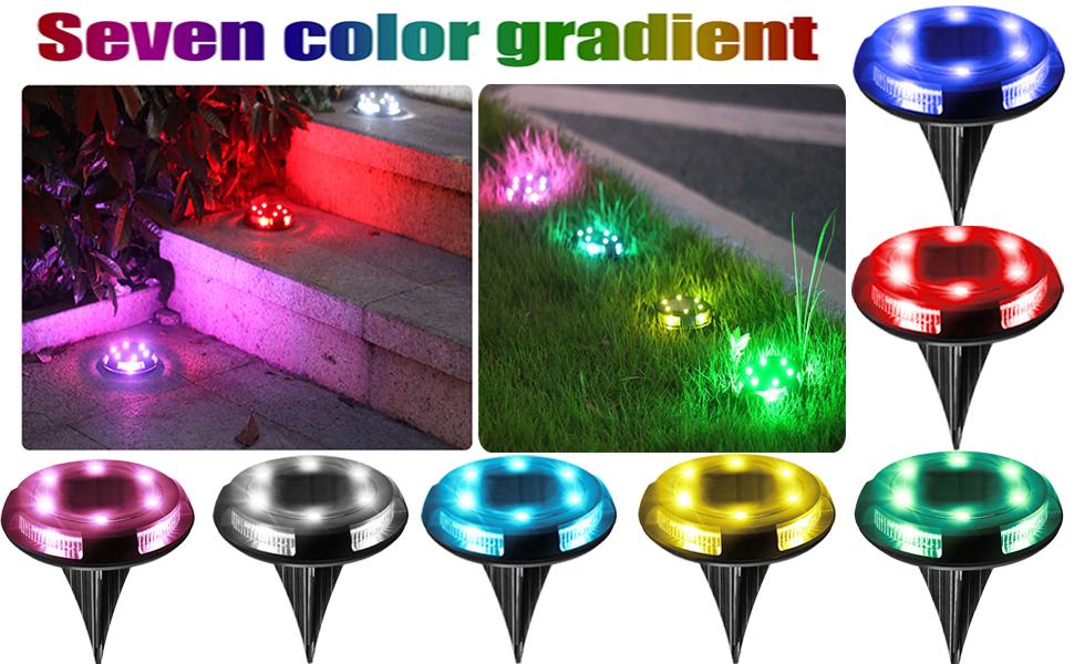 RGB Color Gradient