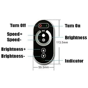 12V Dimmer Switch