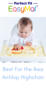 EasyMat Perfect Fit for Ikea Antilop High Char Tray