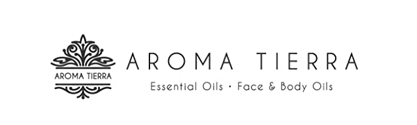 Aroma Tierra - Essential Oils - Face & Body Oils
