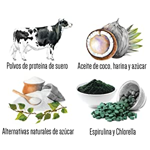 Alimentos integrales orgánicos