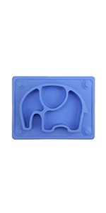 silicone suction baby placemat for toddlers kids and children