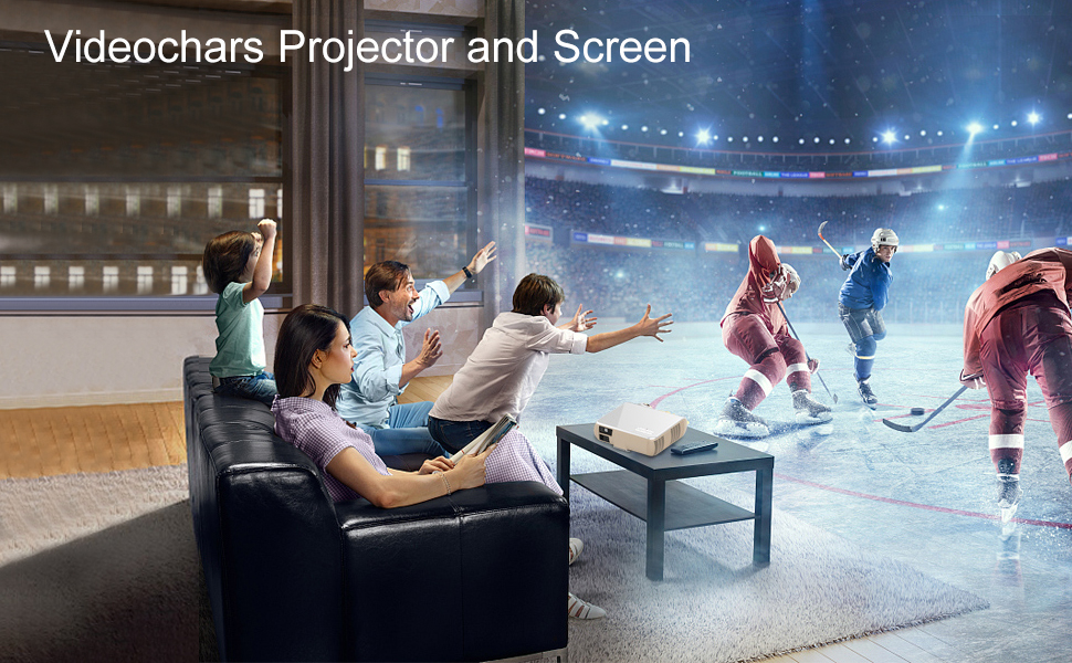 """100"""" Projection Screen for Home Theater"""