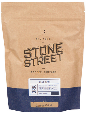 cold brew coffee ground