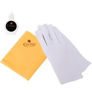 accessories gloves cleaning cloth
