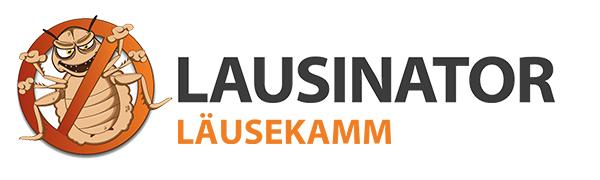 Das Logo des Lausinator Läusekamms