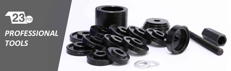 Front Wheel Drive Bearing Adapters Puller