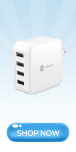 multi-port usb wall charger