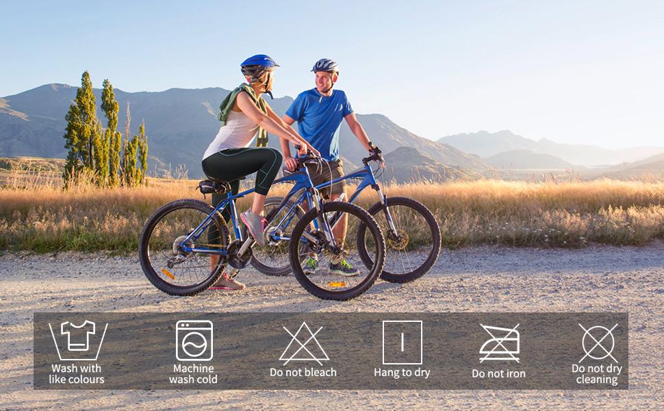 women cycling pants