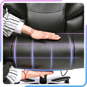 Thick seat cushion