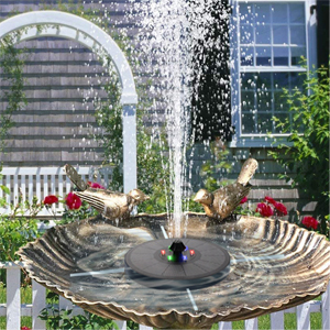 fountain pump pool fountain solar powered fountain solar pump hummingbird baths for outdoors