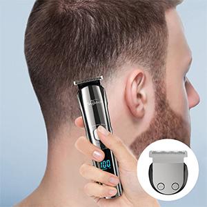 Hair Clippers for Men Cordless Beard Trimmer Men Grooming