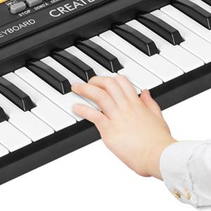 Large Piano Keys