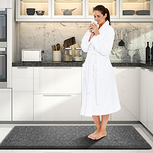 kitchen floor mats for in front of sink